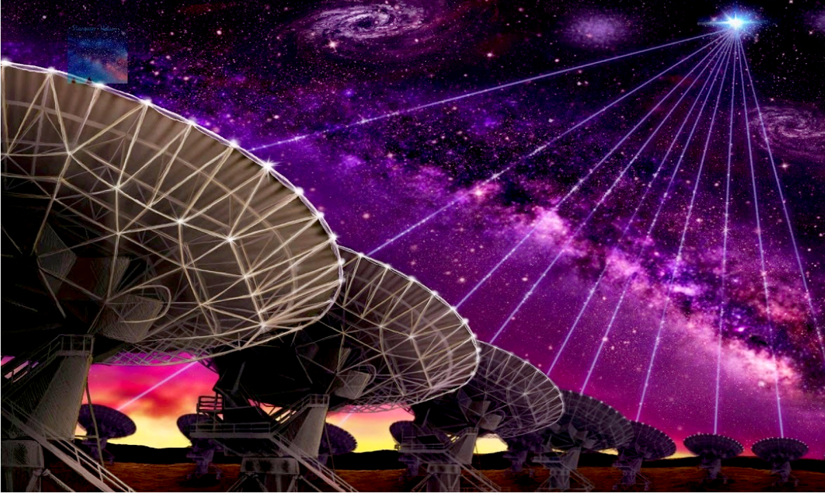 Mysterious Radio Signals 1.5 Billion Light-years Away Could Be Aliens
