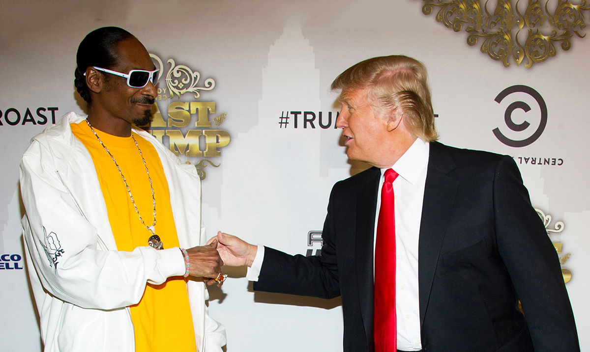 This Is What Snoop Dogg Has To Say About The Government Shutdown