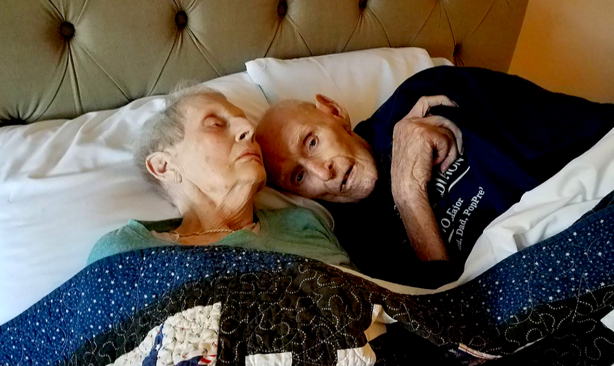 This Couple Was Together For Seven Decades and Died On The Same Day