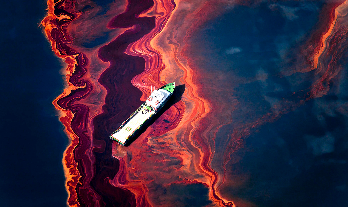 The 15 Year Oil Spill That No One Is Talking About Could Be the Biggest Environmental Scandal In US History