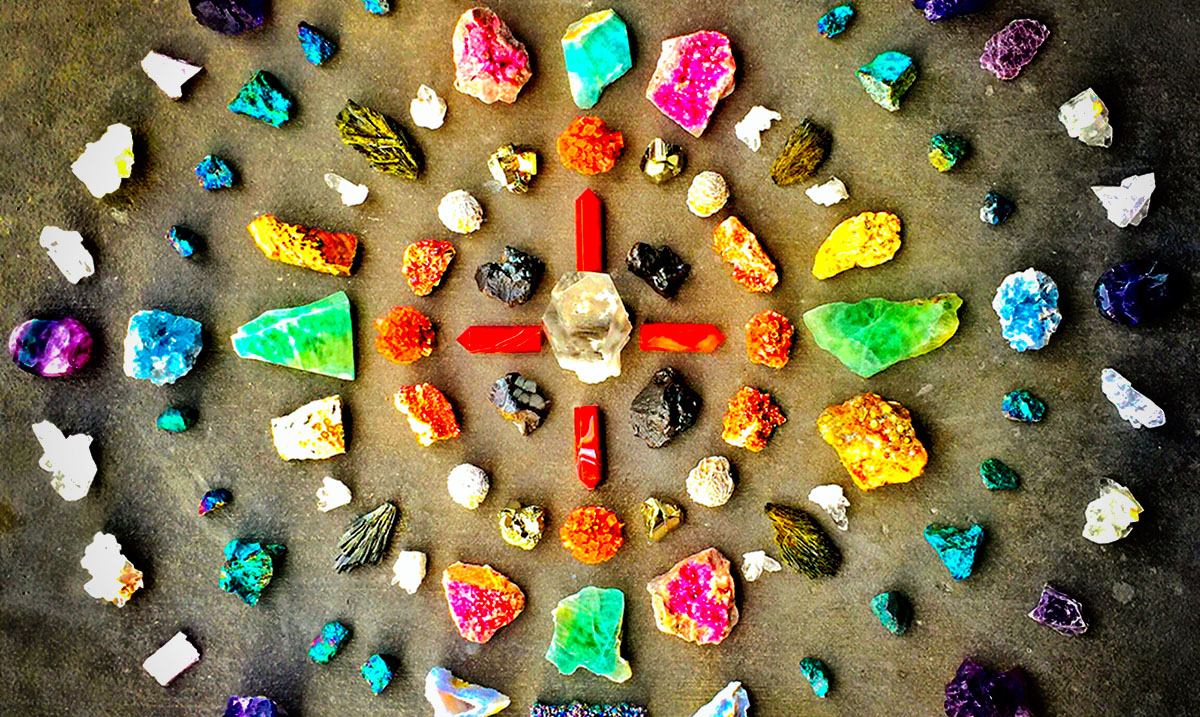 5 Healing Crystals for Mental Illness