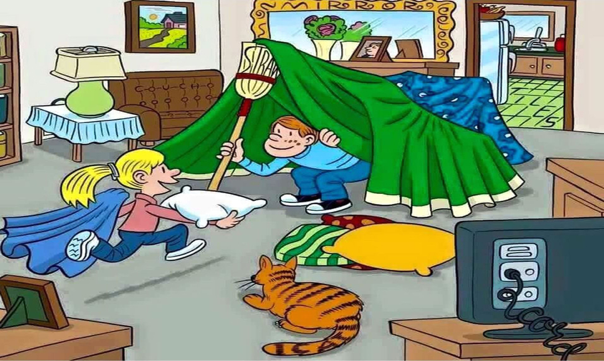 Only 1 Out Of 10 People Can Find All 6 Hidden Words in This Image – Can You?