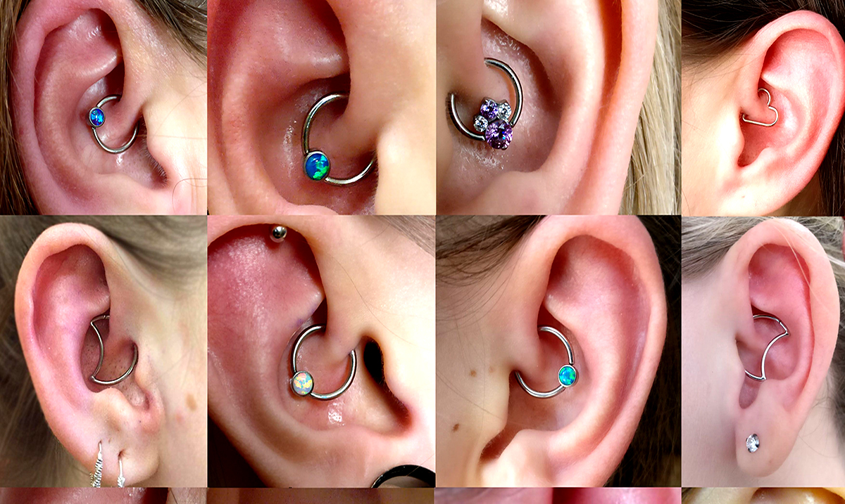 Do You Suffer From Migraines Or Headaches? This Piercing Could Be The Answer!