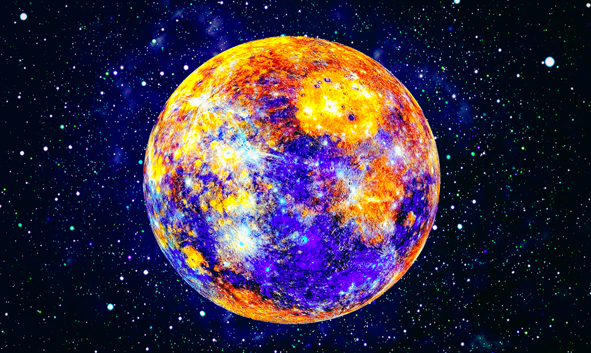 On March 28th Mercury Goes Direct But Not Without A Fight