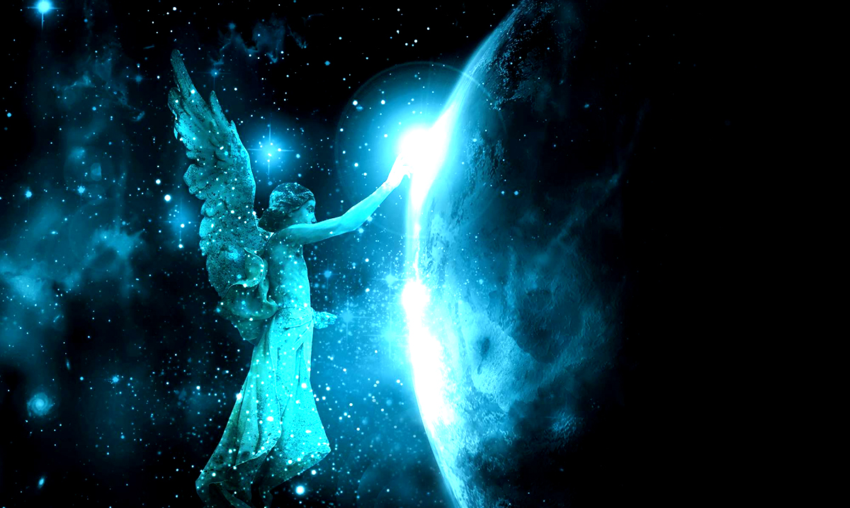 Angels In April – The Month Of Angels, Love, Healing And Protection!