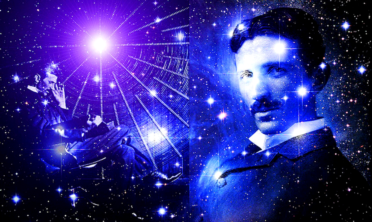How To Increase Human Energy, According To Nikola Tesla