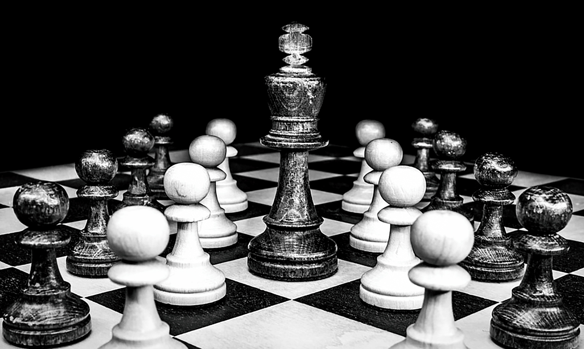 Three Player Chess Is Actually A Thing, And It's Just As Crazy As It Sounds