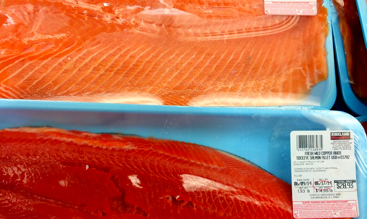 The 'Wild-Salmon' You Are Being Sold Is Probably Actually Farmed and From China