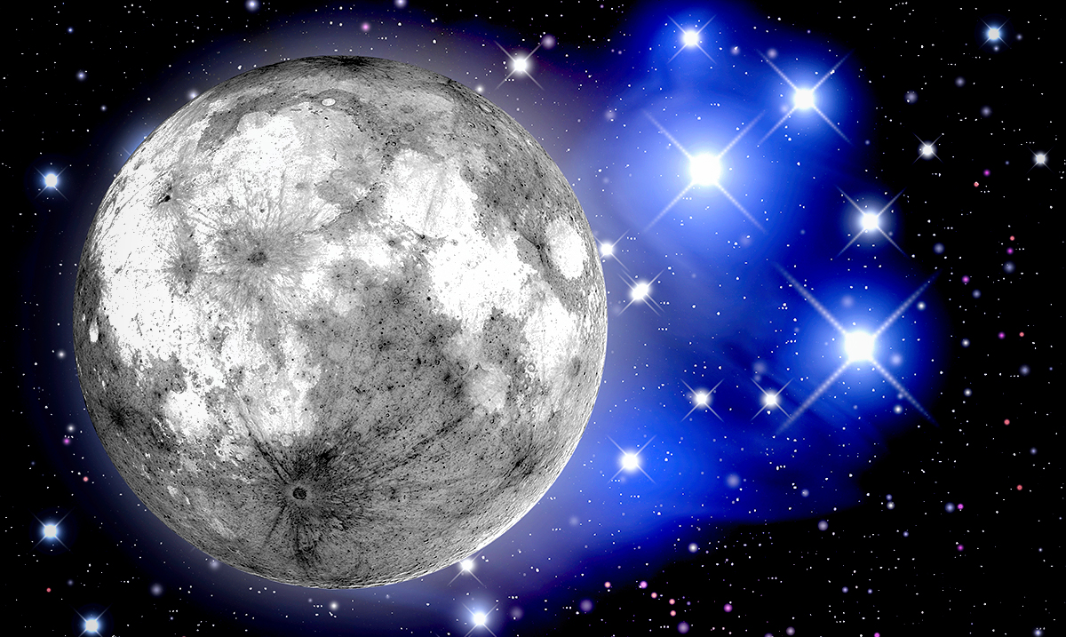 Prepare for the Powerful Energies Of The April Full Moon Portal