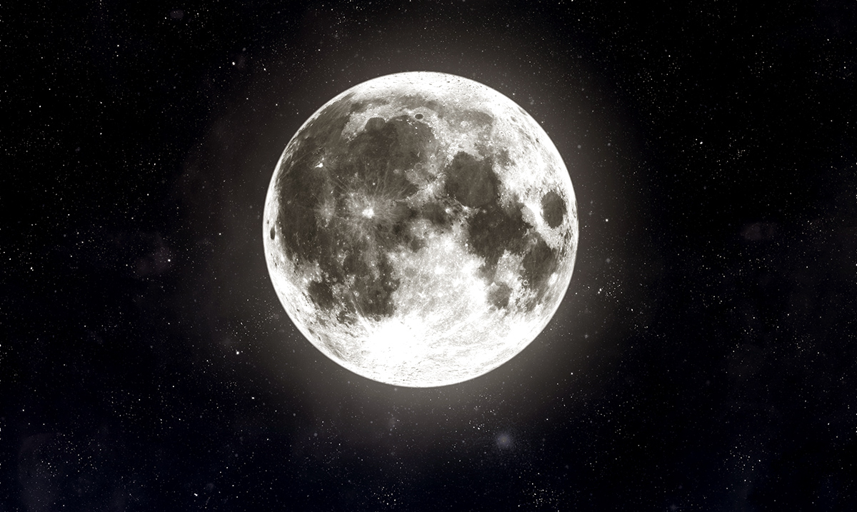 April's Full Moon: Find Your Center and Renew Your Life Force