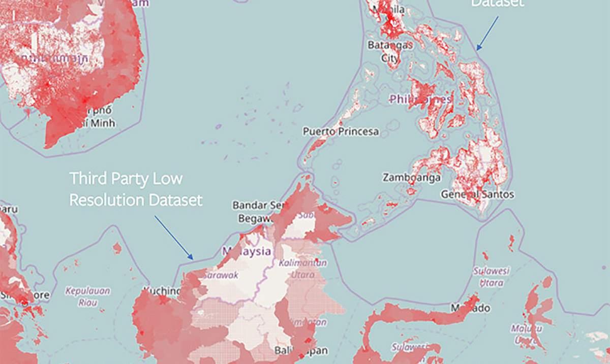 Why Facebook Is Working To Map The Entire World's Population