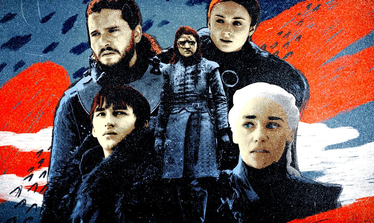 The Hidden Psychology Behind Games of Thrones