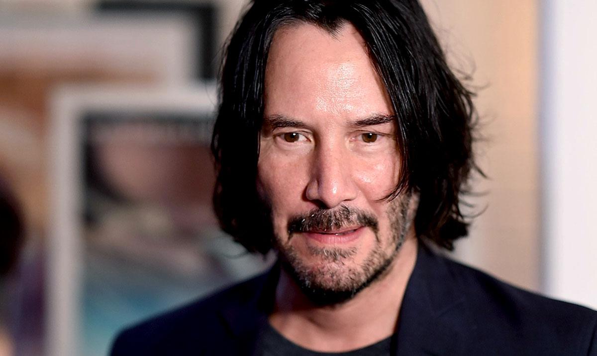 Keanu Reeves Shocks Stephen Colbert With Explanation Of What Happens When We Die