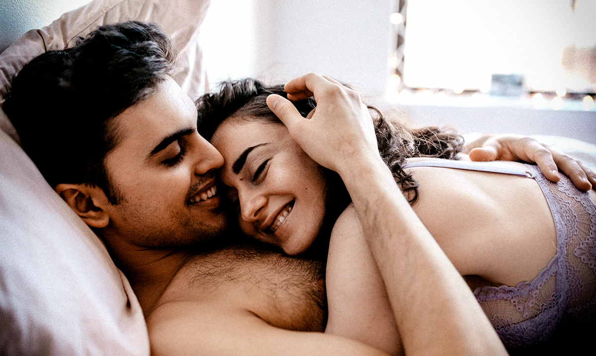 7 Science-Backed Signs You're Falling In Love