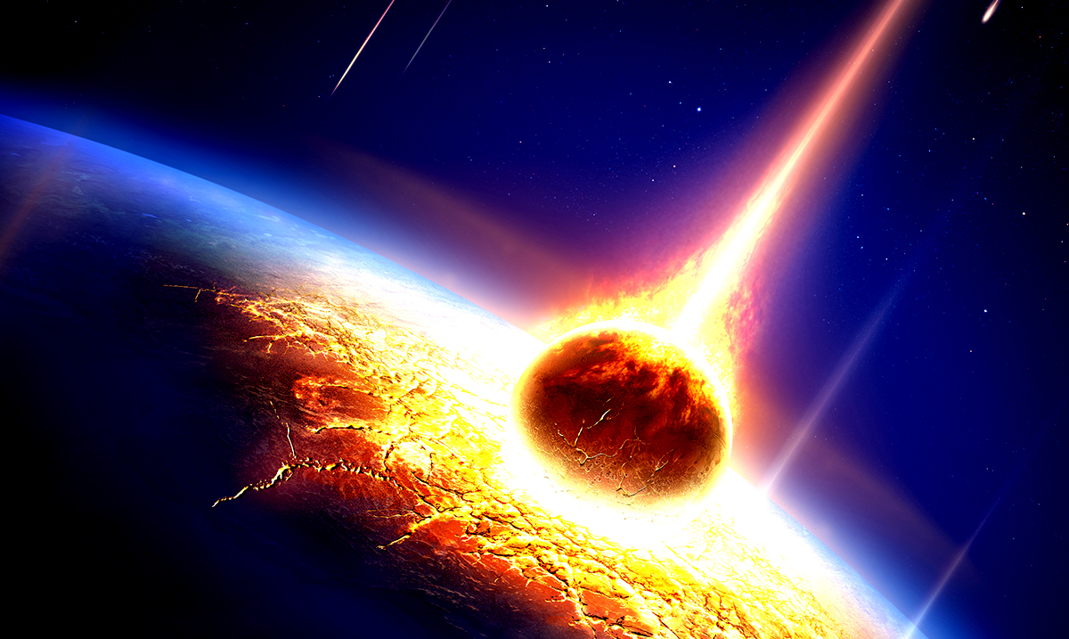 NASA Head Issues Meteor Warning, They Are More Of A Threat Than People Realize