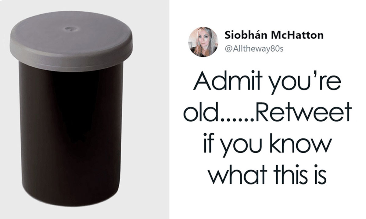 If You Know What These 10 Things Are, Admit It You're Old!