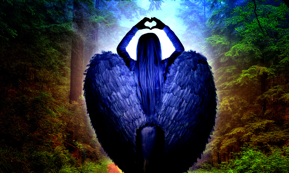 If You Want Help From Your Angels, You Have To Be Willing To Ask