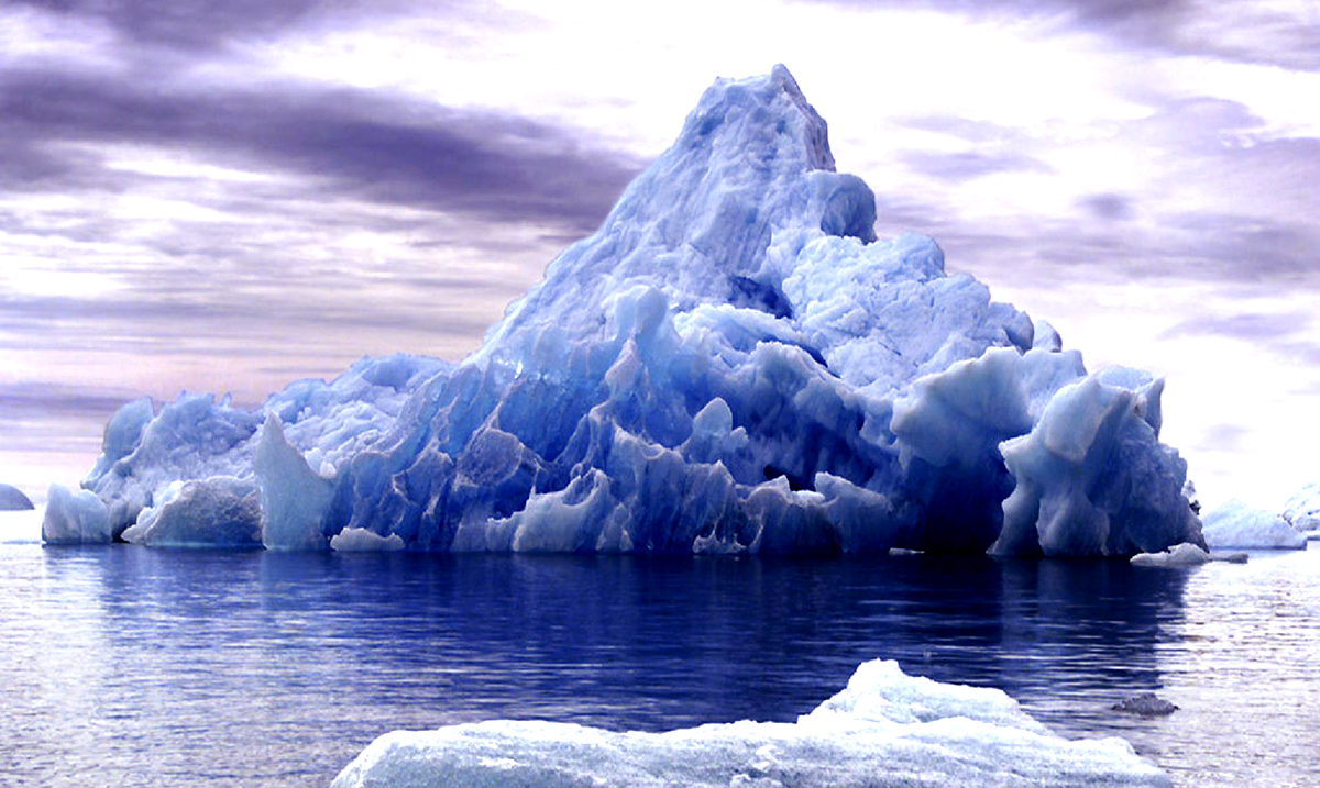 There Are Diseases Hidden Beneath The Ice That Could Be Waking Up