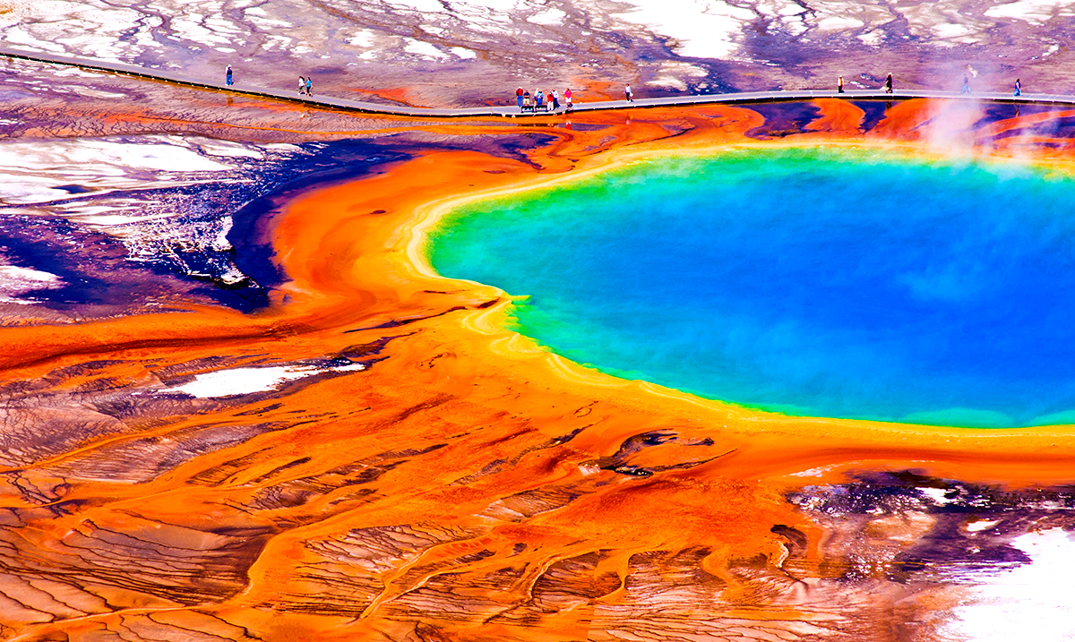 Yellowstone National Park Rocked By 81 Earthquakes In The Last Month – What Is Happening?