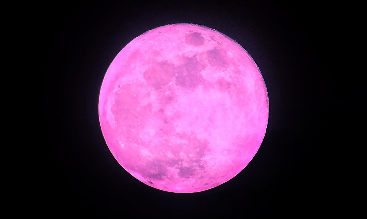 June's Full Strawberry Moon: Heightened Frequencies And Personal Conflicts
