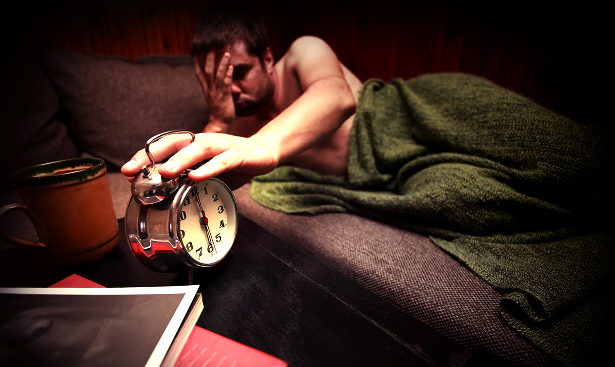 Scientists Conclude, Waking Up Before 10 AM Is Equal To Torture