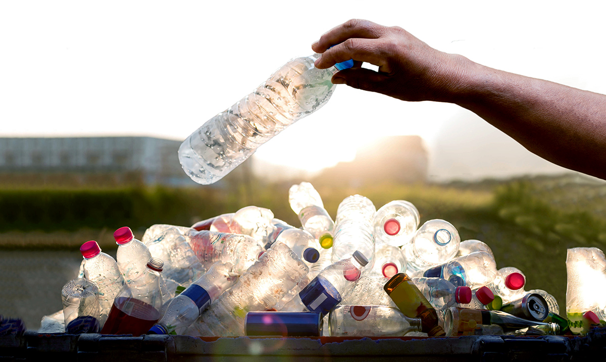 There Is No Excuse For Drinking Bottled Water