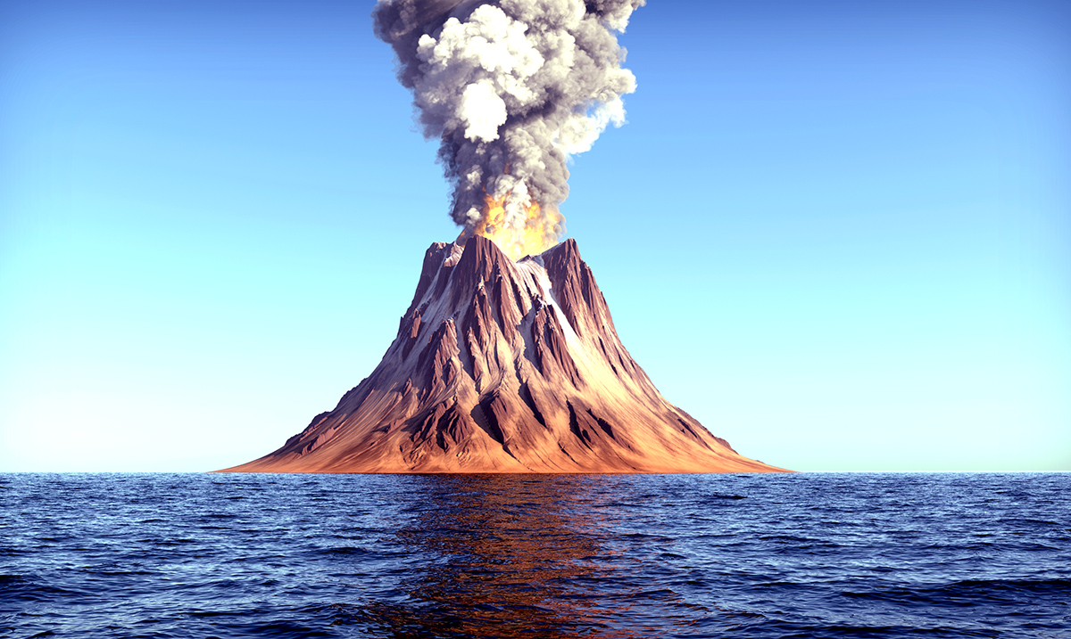 Extinct Volcano Has Awakened And Scientists Say It Can Erupt At Any Time