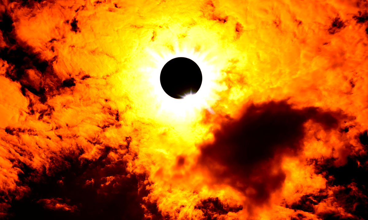 July Solar Eclipse: Finding Support In The Most Unexpected Places