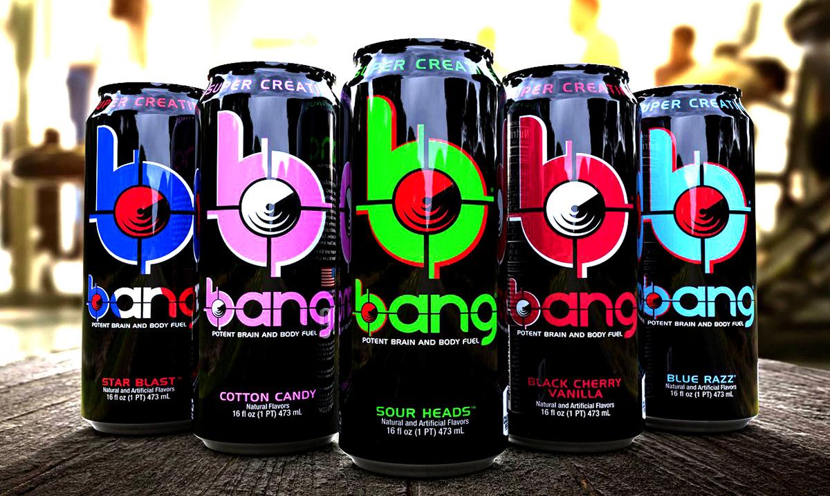 The Hidden Dangers Lurking In Bang Energy Drinks