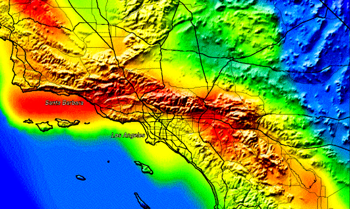 Massive 7.1 Earthquake Hits California And There Could Be More To Come
