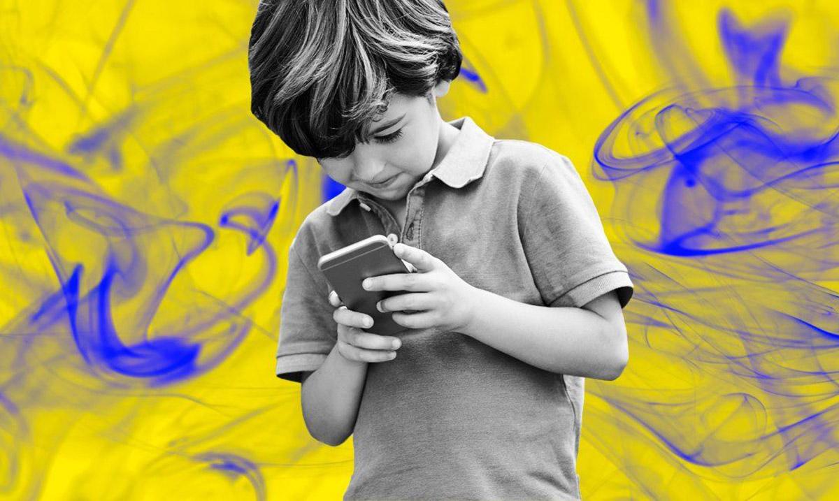 Expert Says Smartphones Are Like Coke For Children