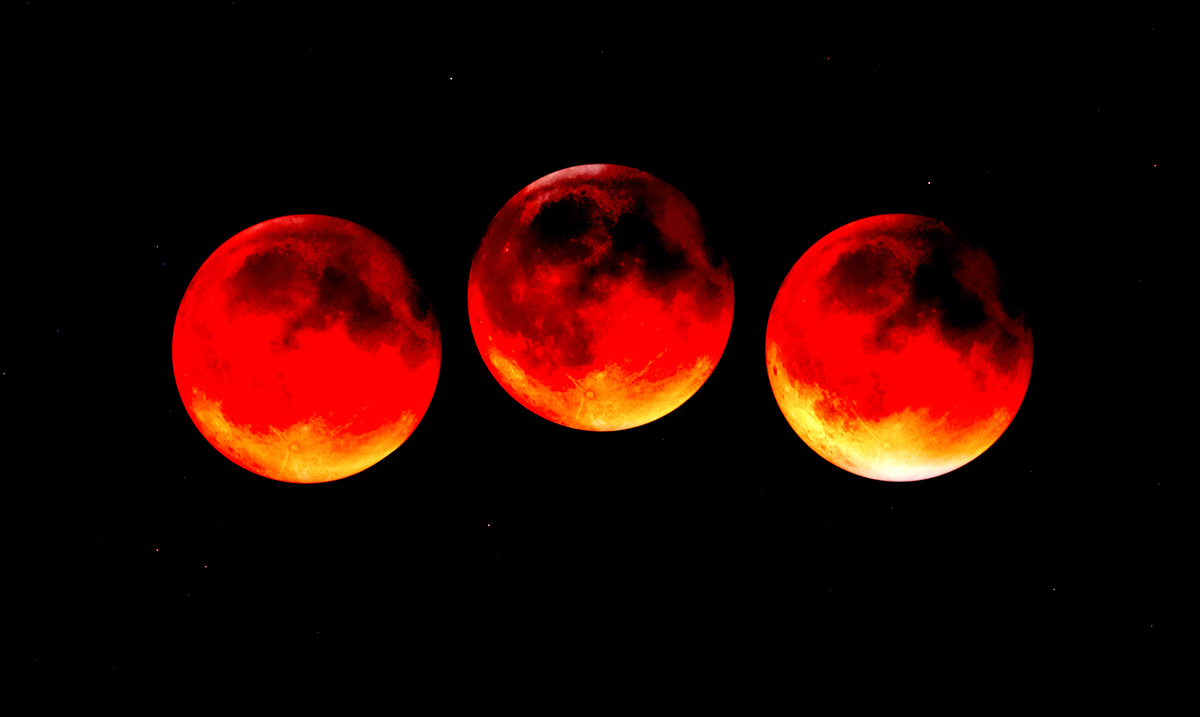 July's Full Moon/Lunar Eclipse: Looking Inward And Finally Understanding Emotions