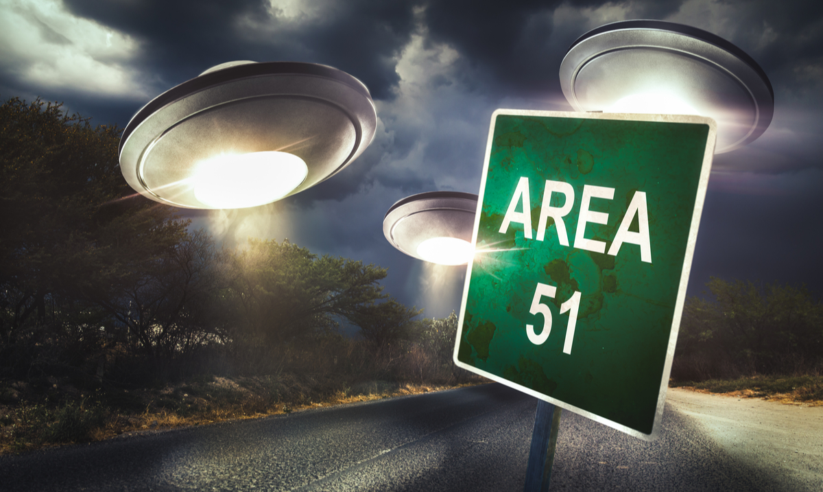 The Guy Who Started 'Storm Area 51' Claims It Was All a Joke And Now He Is Freaking Out