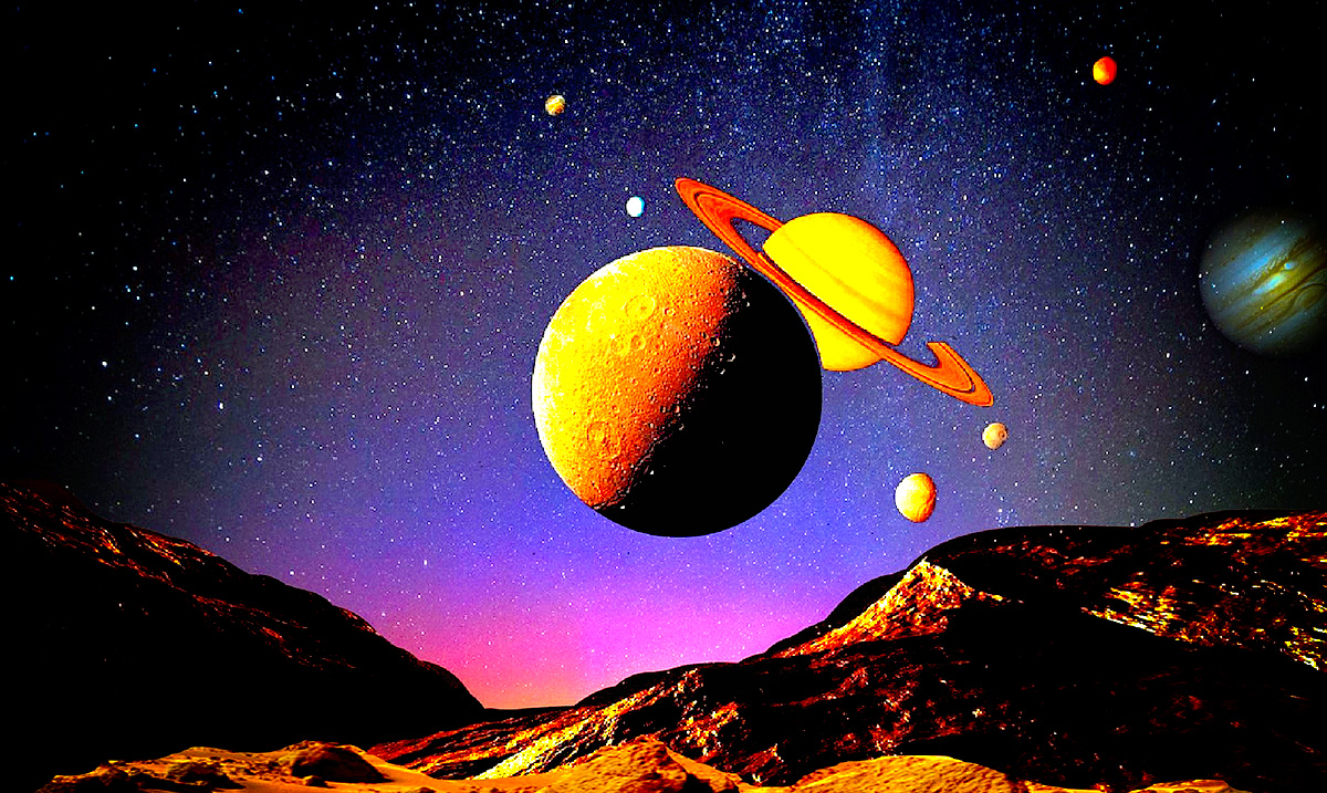 Saturn Will Be Going Conjunct Pluto And The Intense Energies Are Already Rising