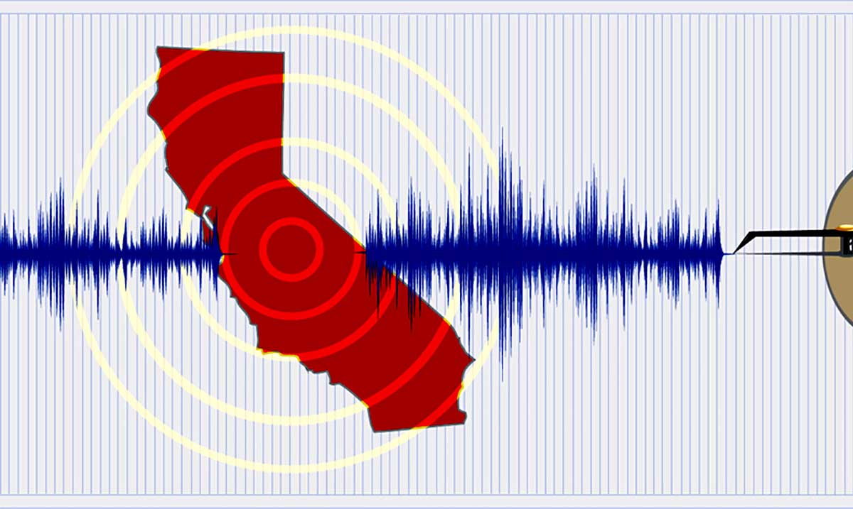 California Hit With Over 80,000 Earthquakes Since July 4th