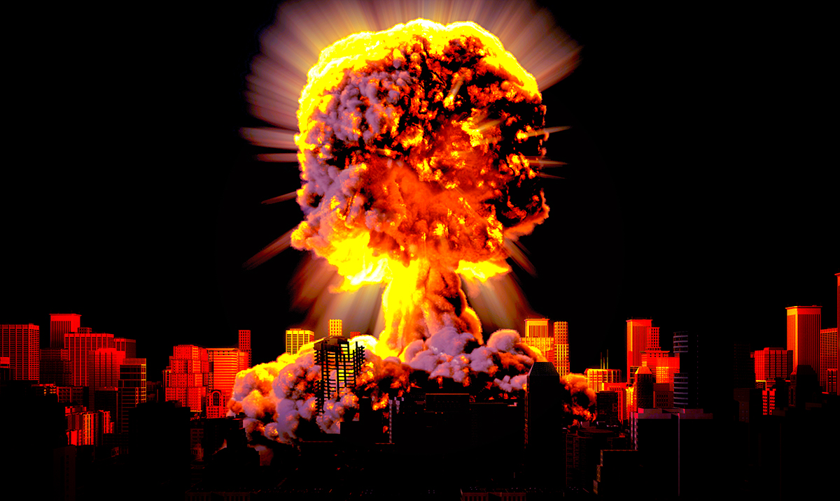 9 Things You Should Never Do After A Nuclear Explosion