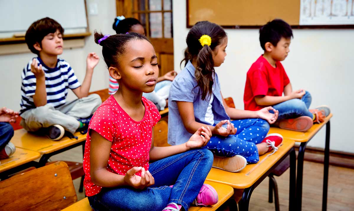 Mindfulness And Meditation To Become Part Of Curriculum In Over 300 Schools Across England