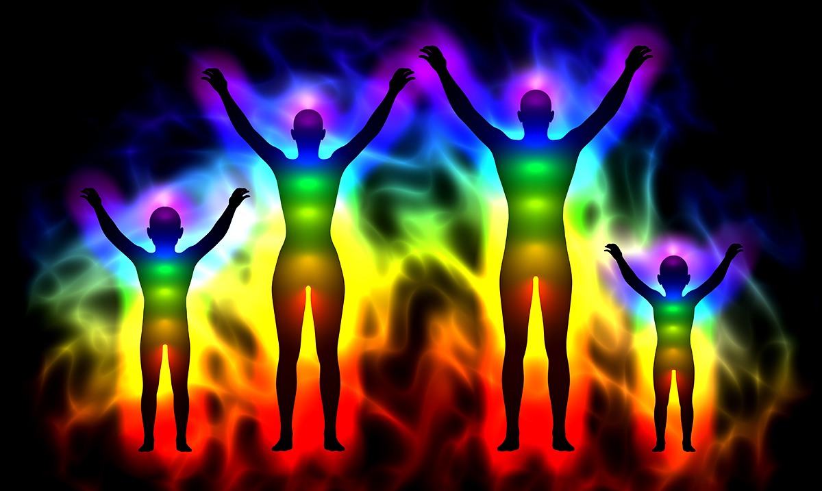 Utilize These 7 Centers Of Consciousness To Awaken Your Soul