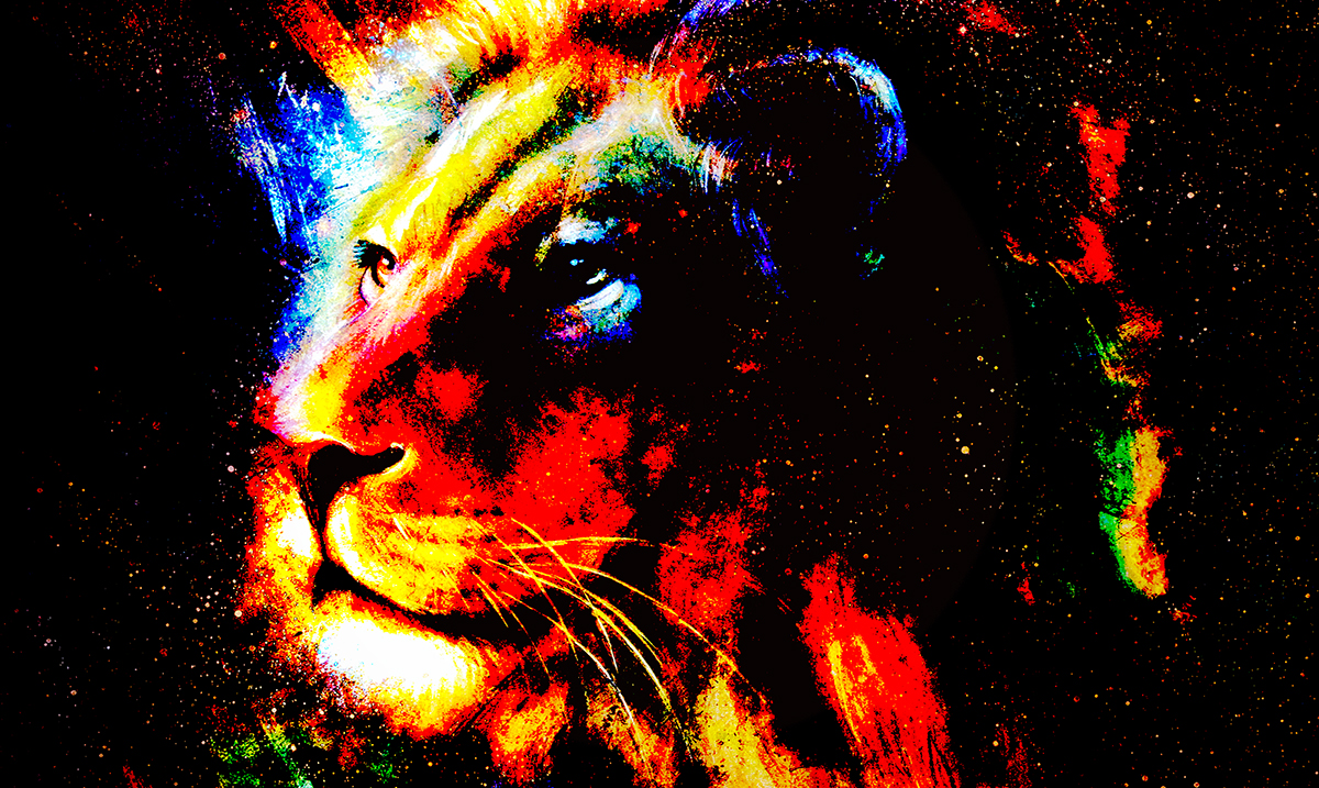 6 Ways To Manifest Everything You Want During The Lucky Time Of The Lion's Gate Portal