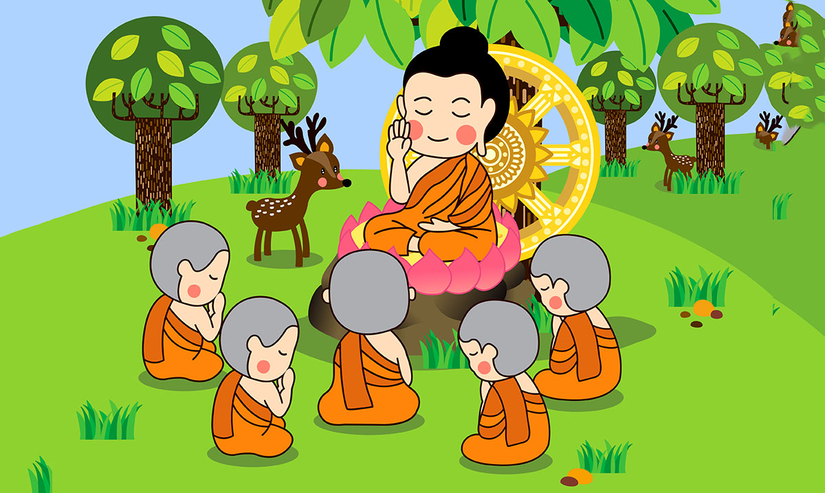 The Last Lesson Buddha Left For Humanity Before He Died