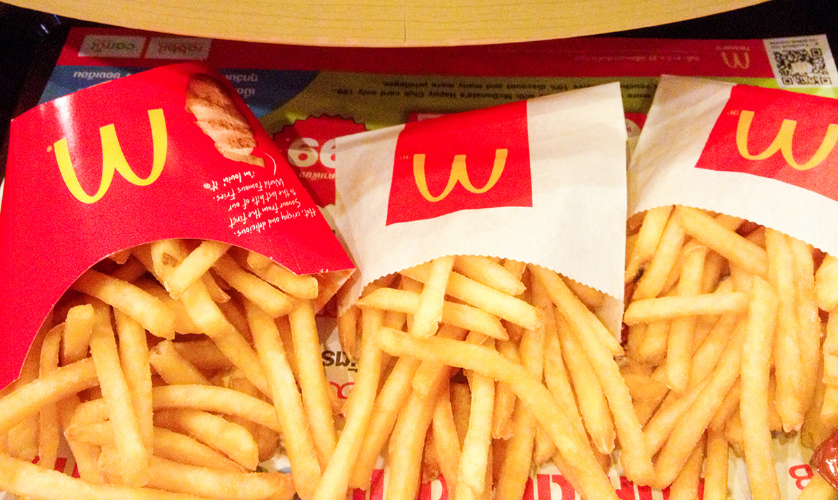 The Repulsive Truth Behind McDonald's 'All-Natural' French Fry Promise