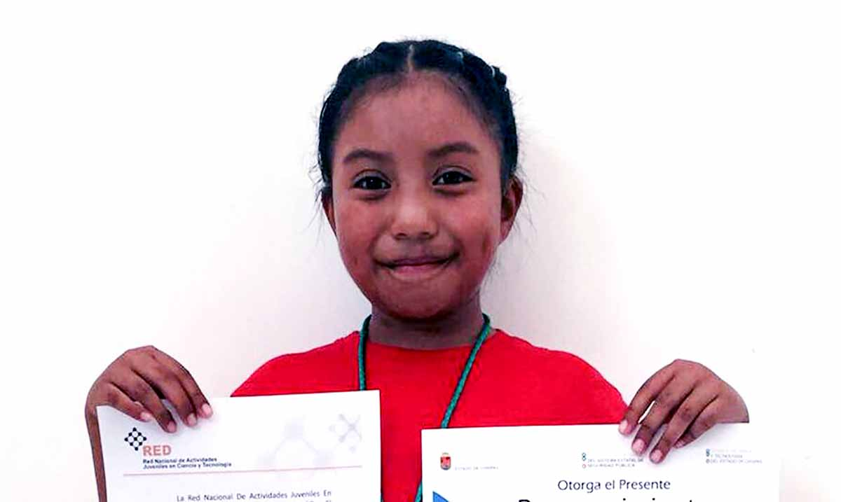 8 Year-Old Girl Wins Nuclear Sciences Prize For Inventing A Solar Water Heater