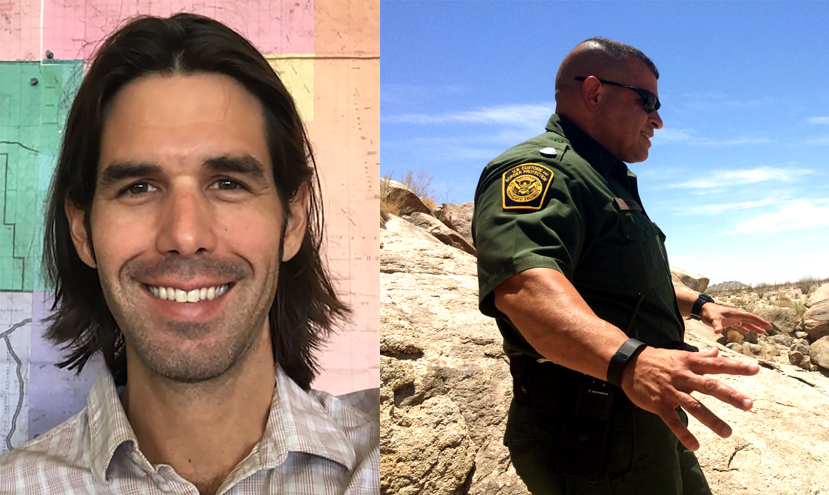 The Man That Could Get 20 Years For Leaving Food And Water In The Desert For Immigrants