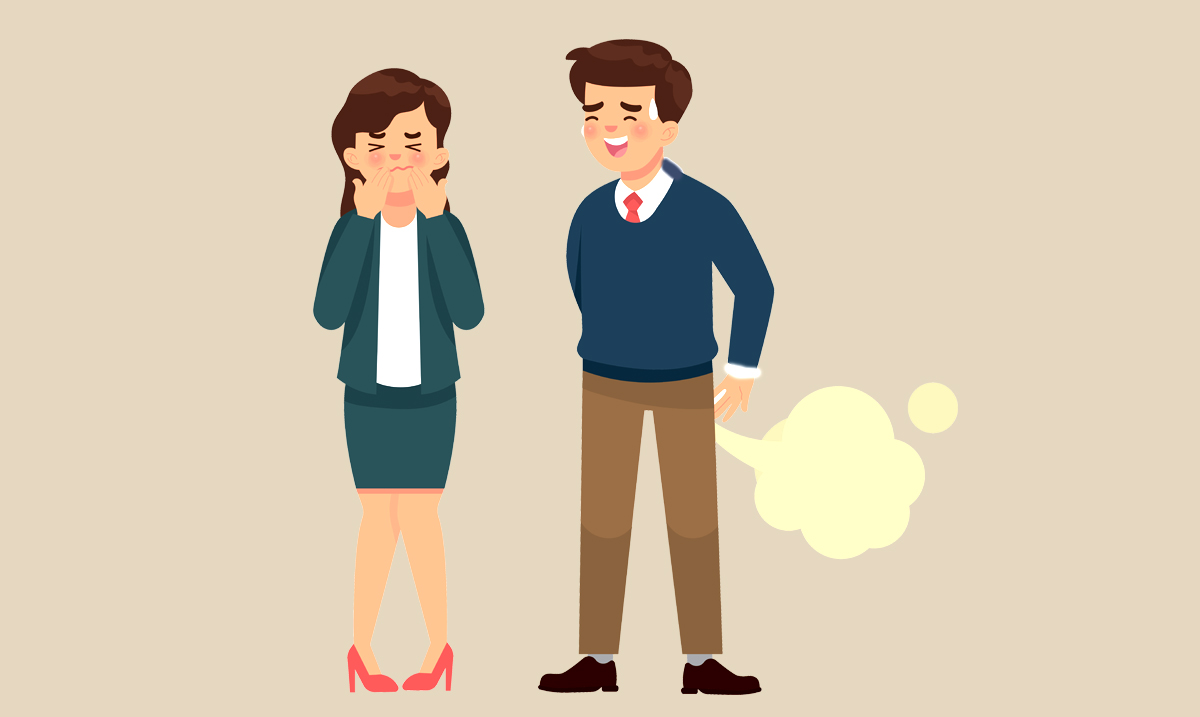 A Couple Who Farts Together Stays Together, According To Recent Survey