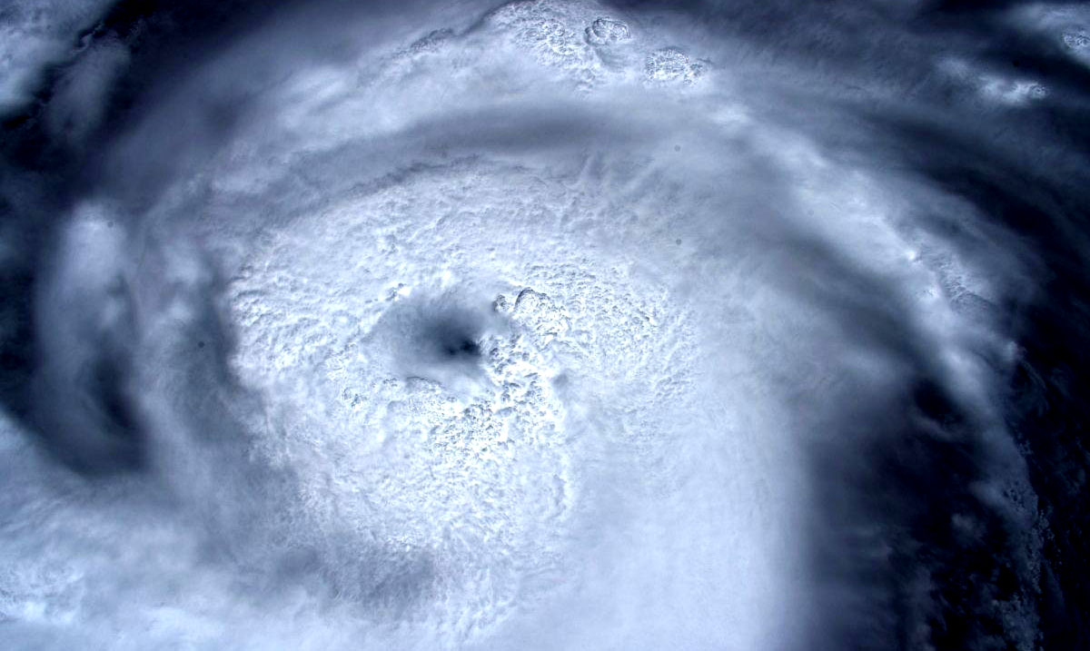 Dorian Now Cat 5 200 Mph – Extreme Destruction Expected, As Seen From Space