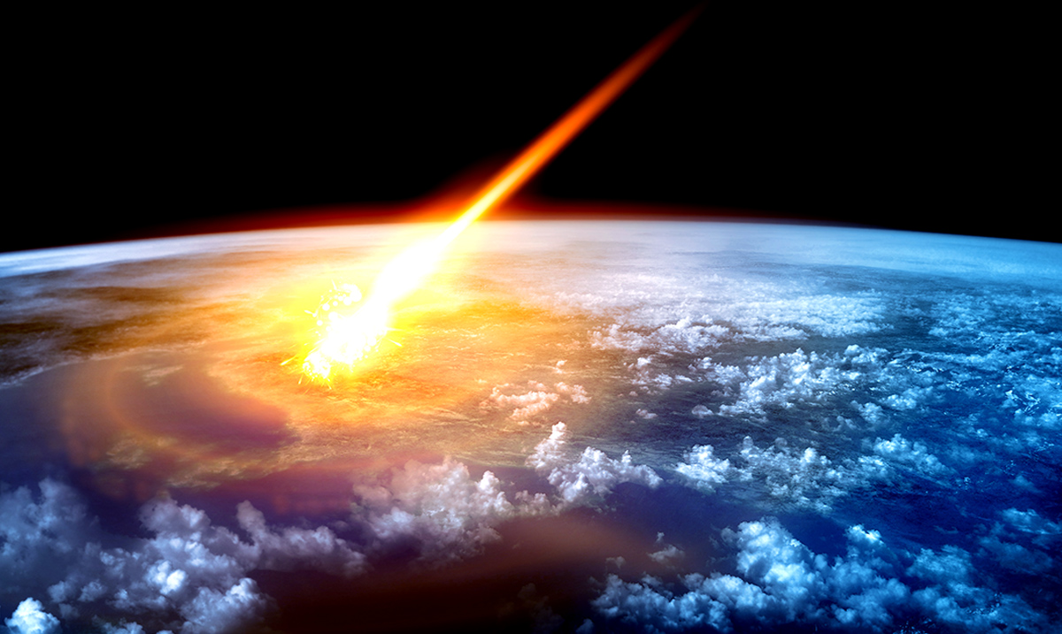 According To Professor, Earth Will Be Hit By An Asteroid If We Don't Do Something Now
