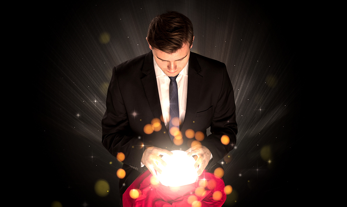 Crystal Gazing: How To Catch A Real Glimpse Into The Future