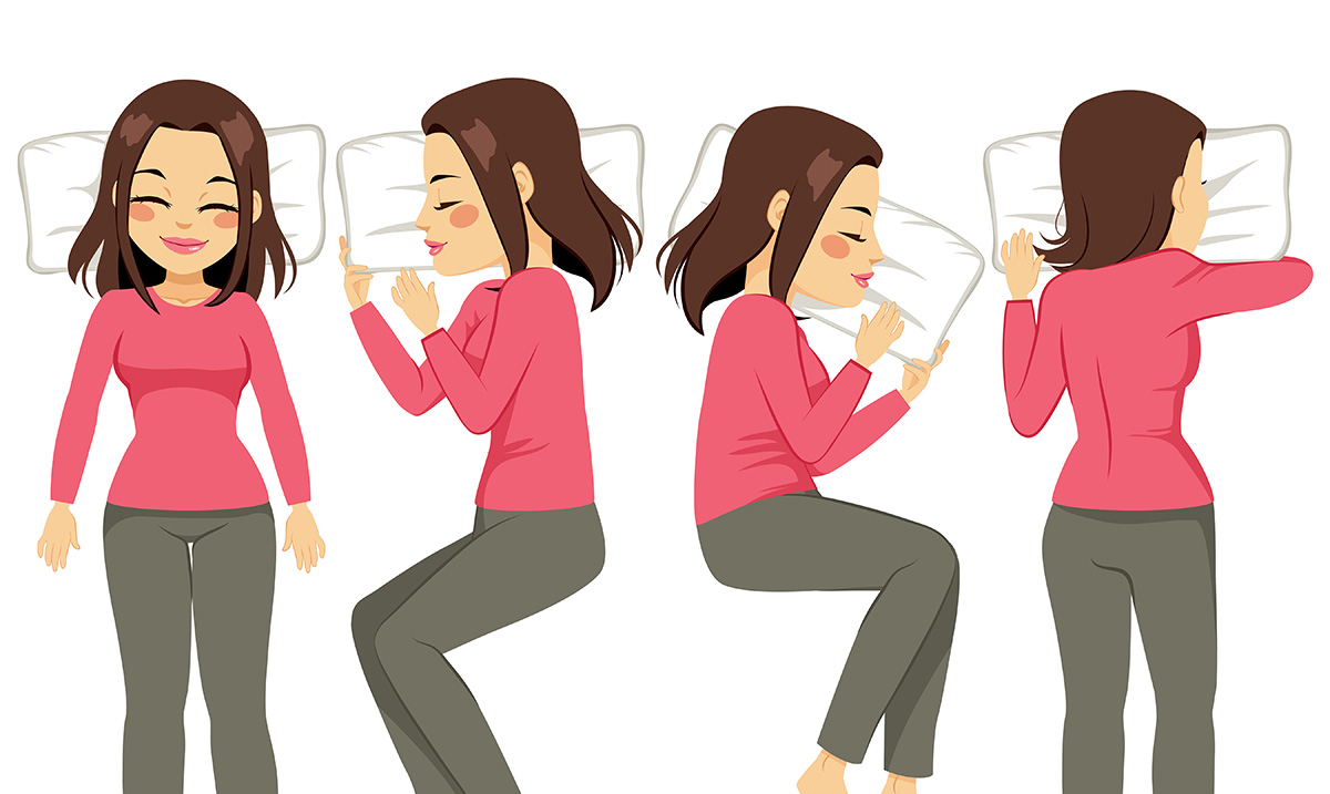 8 Sleeping Positions That Say A Lot About Your Personality And Also Affect Your Health