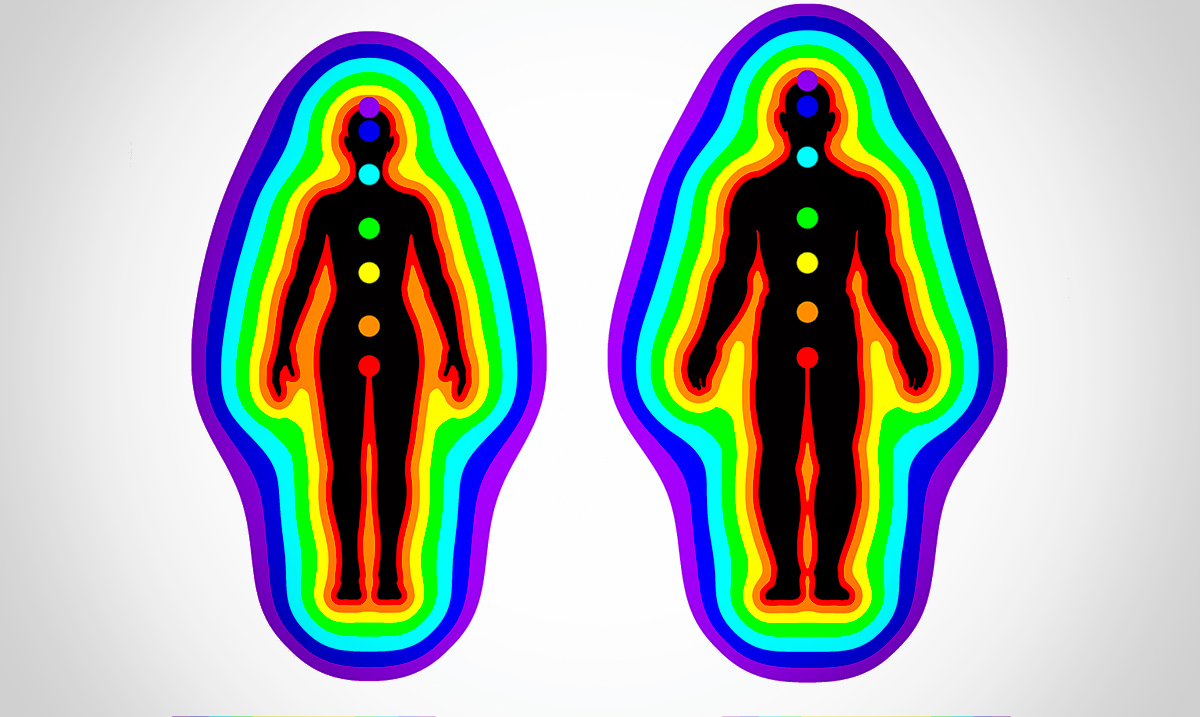 What The Color Of Your Aura Reveals About Your Personality