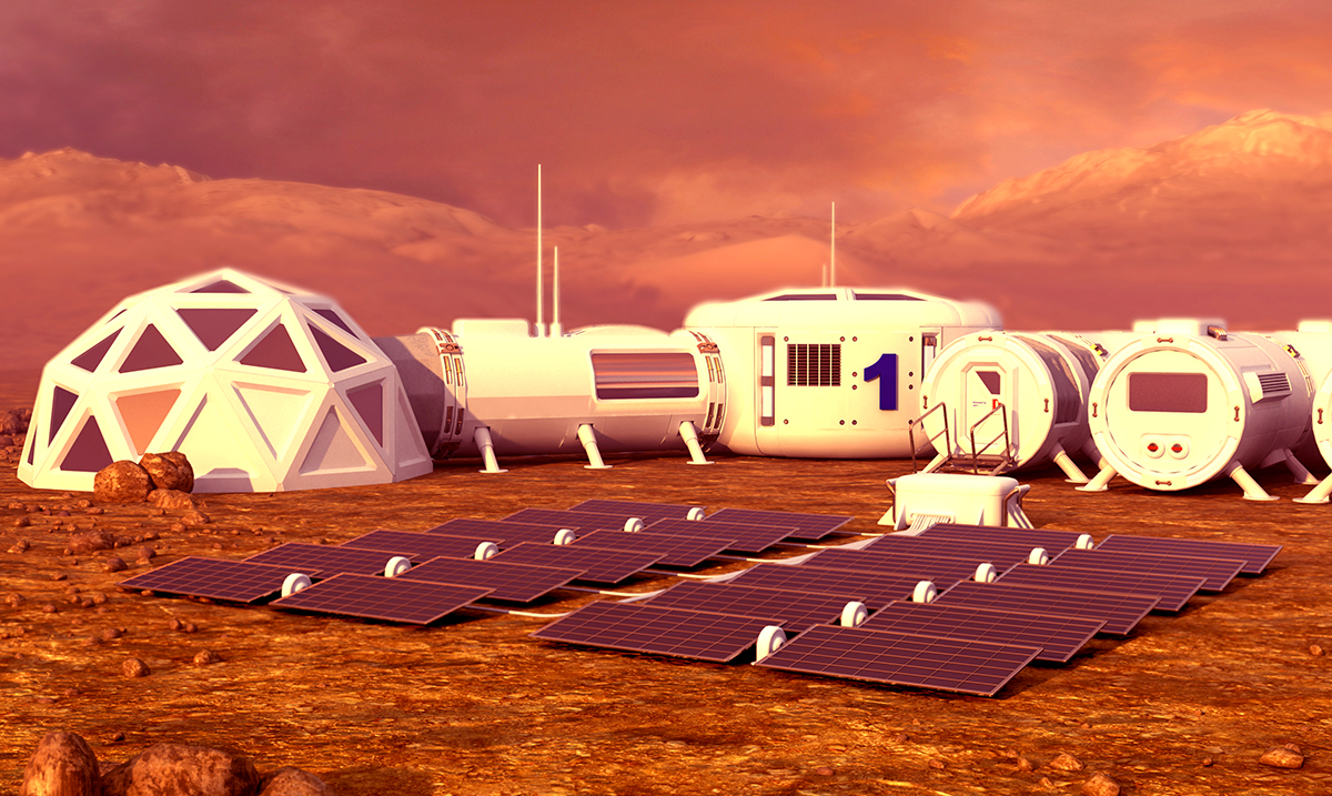 A Ticket To Mars Will Only Cost 'A Couple Hundred Thousand Dollars,' According To Elon Musk
